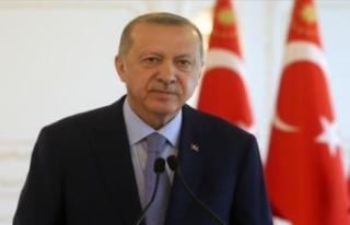 Cumhurbaşkanı Erdoğan: Bağrımıza taş basarak...