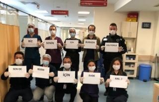 Diyarbakır'da pandeminin başından beri bin...