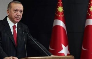 Erdoğan'dan yüz yüze eğitime dair açıklama