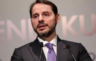 AK Parti'de Berat Albayrak'ın istifasına...