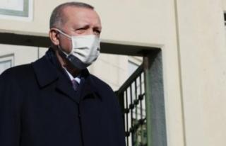 Cumhurbaşkanı Erdoğan Virüsle İlgili Açıklama...
