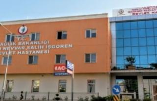 Gaziemir Nevvar Salih İşgören Devlet Hastanesine...