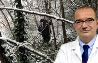 Kaybolan doktoru arama çalışmaları sürüyor