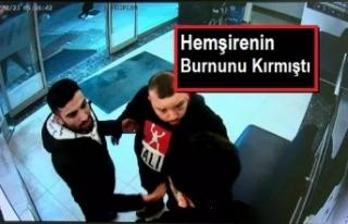 Tıp merkezine girip hemşireyi döven şüpheli tutuklandı