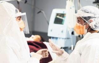 '2537 sağlık personeli emekli oldu'