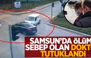 Samsun'da ölüme sebep olan doktor hakkında...