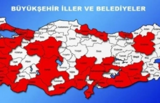 AK Parti harekete geçti: 51 il daha büyükşehir...