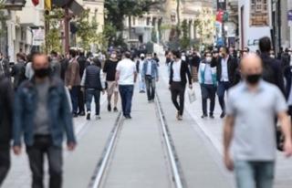 Araştırma: Türkiye'de her 3 kişiden 1'i...