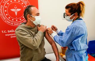 BioNTech aşılarının İkinci doz ertelendi