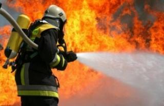 Büyükşehir Belediyesi 541 itfaiye eri alacak