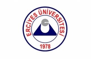 Erciyes Üniversitesi 4/b'li sağlık personeli...