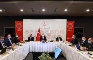 İstanbul'da vaka sayıları yüzde 20 düştü