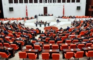 Kadına şiddetle mücadele için Meclis'te kurulan...
