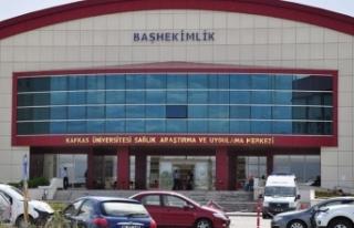 Kafkas Üniversitesi Sözleşmeli Sağlık Personeli...