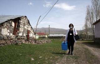 Leyla Ebe Fedakarlığıyla Gönlünde Taht Kurdu...