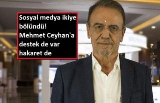 Mehmet Ceylan'a Tepkiler Twitter'da Gündem...