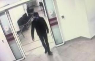 Özel hastaneden telefonları çalan hırsız yakalandı
