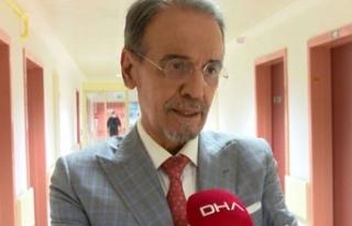 Prof. Ceyhan'dan Sinovac ve Sputnik V aşısı...