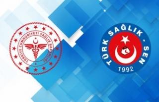 Türk Sağlık SEN'den Bakanlığın Nöbet Ücretlerini...