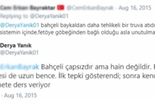 Yeni Bakanın Bahçeli için kullandığı ifade MHP'lileri...