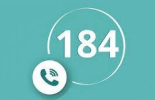 184 sabim hattını arayarak doktoru tehdit eden kişiye...