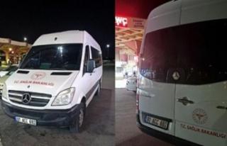 Adana'da akılalmaz olay! Bakanlık logosunu...