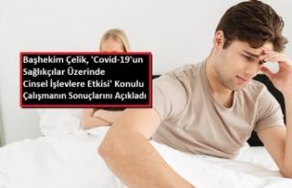 Covid Stresi, Erkek Sağlıkçılarda Erektil Disfonksiyona...