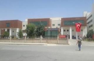 Devlet hastanesinde havalandırma sistemi çalışmıyor