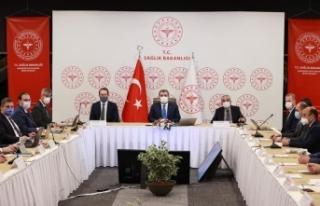 'İstanbul'da vaka sayısı ve poliklinik...