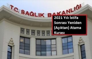 İstifa Sonrası İle 1000 Sağlık Personeli (Ebe,hemşire,vs.)...