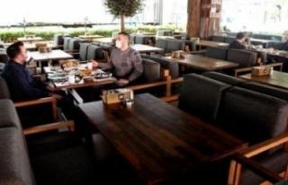 Restoran ve Kafeler açılıyor...
