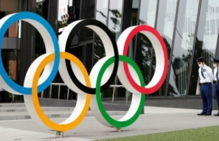 Sağlık çalışanlarının Tokyo Olimpiyatları...