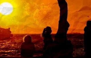 Sıcak hava ve uzun süreli güneş ışığı salgının...