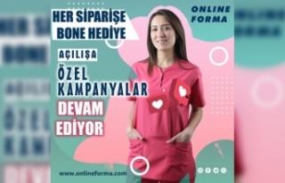 Yüzlerce Çeşit Sağlıkçı Forması onlineforma.com'da