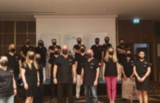 Aile hekimliği çalışanları Antalya'da çalıştayda...