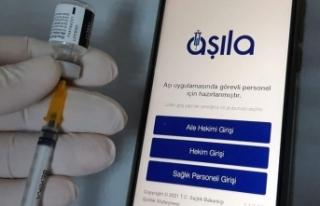 Aşı Odalarında Çalışan Personelin Mağduriyeti