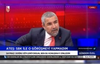 ATEŞ, PEKER'in Sağlık Bakanlığı İddialarını...