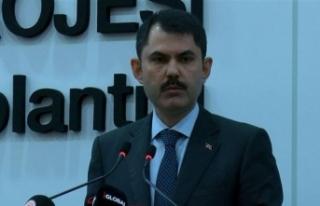 Bakan Kurum: 1 Ocak 2022'de depozito sistemine...