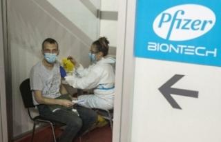 CDC açıkladı: Moderna ve Pfizer-BioNTech aşısıyla...