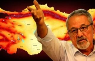 Deprem uzmanı Görür uyardı Kanal İstanbul depremi...