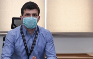 Doktor baba, Hasta olarak dünya ya gelen oğluna...