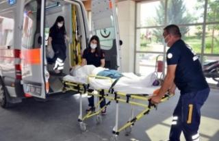 Doktorların yaptığı kazada 10 kişi yaralandı