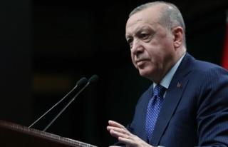 Erdoğan'dan Kılıçdaroğlu'na: Hala özür...