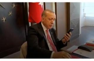 Erdoğan Saldırıya Uğrayan Doktor ile Telefonda...