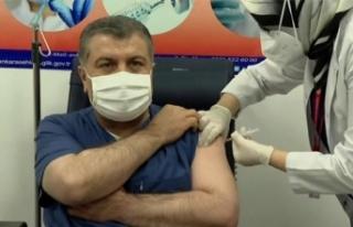KOCA: Aile hekimleri de BioNTech aşısı yapmaya...