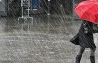 Meteorolojiden il il sağanak uyarısı