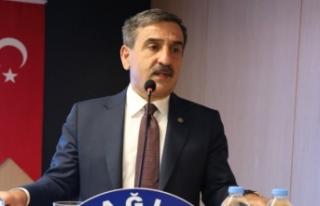 Önder Kahveci'den Memur Sen'in Davetine...