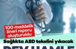 Türkiye, 2019'da sağlığa yaklaşık 201 milyar...