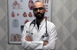 Türkiye'nin bursuyla doktor olan Filistinli...