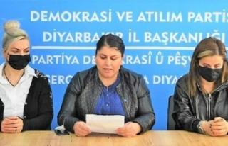 DEVA Partisi, Selahaddin Eyyubi Devlet Hastanesinde...